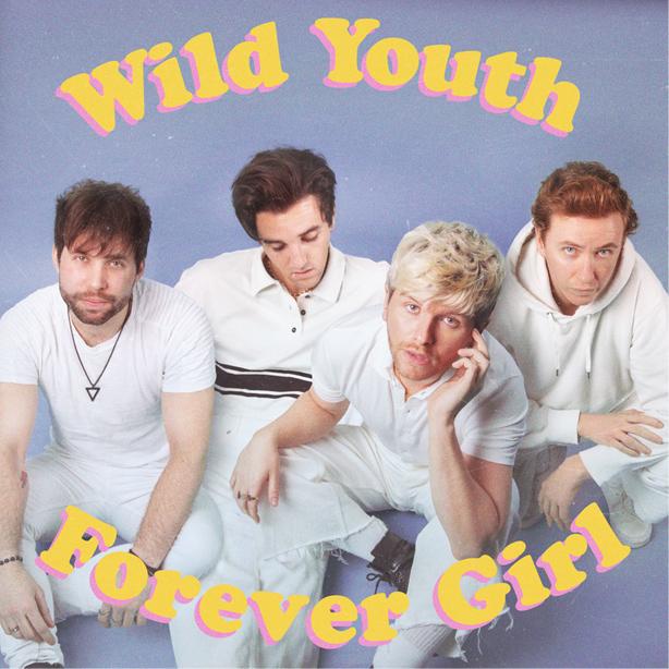 Forever Girl Cover
